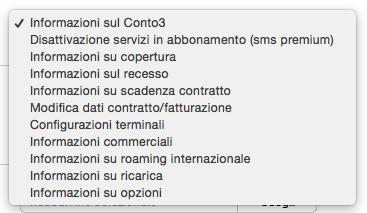 Tre IT - contact form web