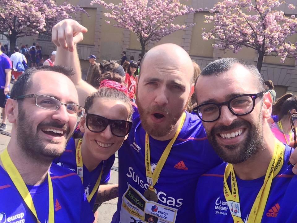 Milano Marathon squadra 1
