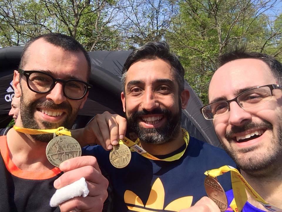 Milano Marathon squadra 2